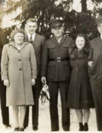 Anderson Siblings during WW2