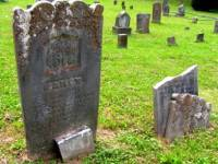 Nace/Cynthia Withington Brewster Tombstone Location.JPG